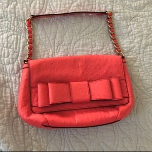 Kate Spade Pink Bow Purse - BRAND NEW